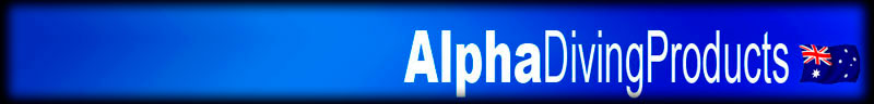 alpha diving products